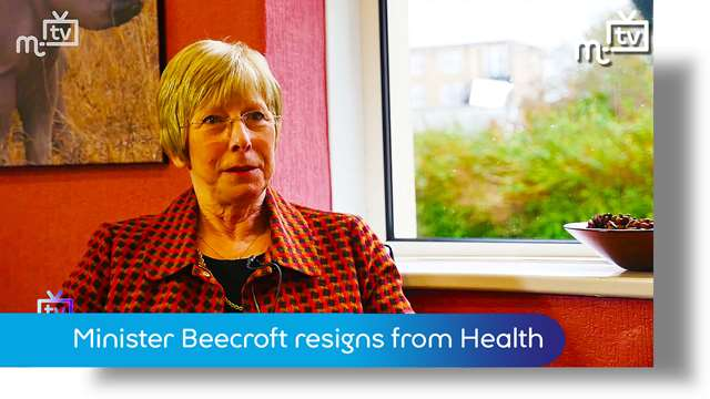 Preview of - Health Minister Beecroft resigns