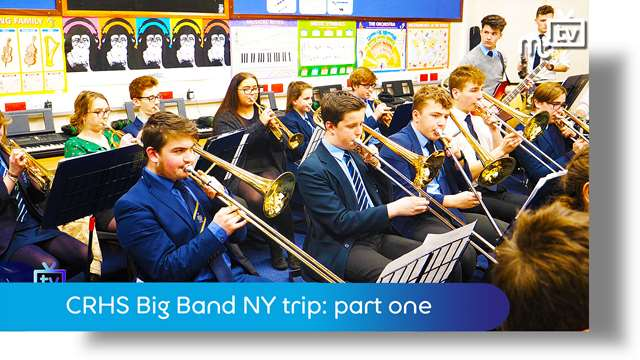 Preview of - Castle Rushen High School Big Band (1)