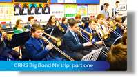 Castle Rushen High School Big Band (1)