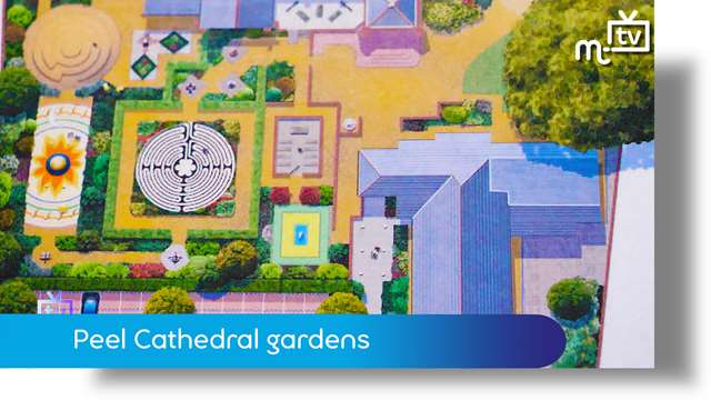 Preview of - Peel Cathedral gardens