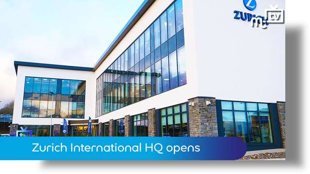 Preview of - Zurich International HQ opens