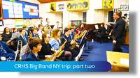Castle Rushen High School Big Band (2)