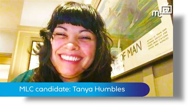 Preview of - MLC elections: Tanya Humbles