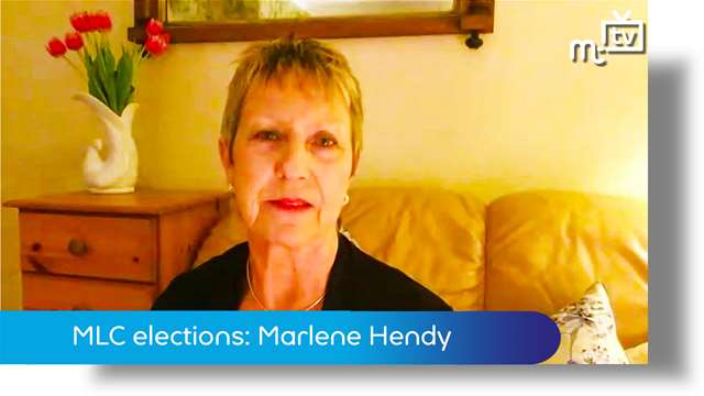 Preview of - MLC elections: Marlene Hendy