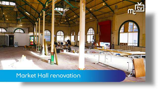 Preview of - Market Hall renovation