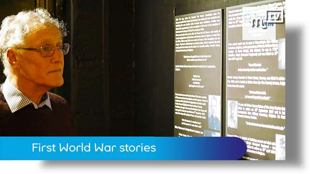 Preview of - Culture Vannin: First World War Stories