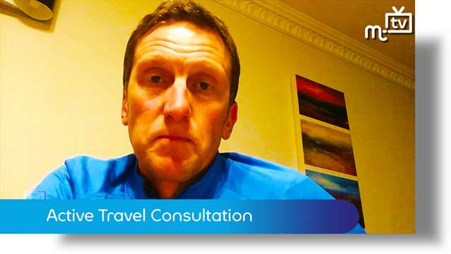 Preview of - Active Travel Consultation: update