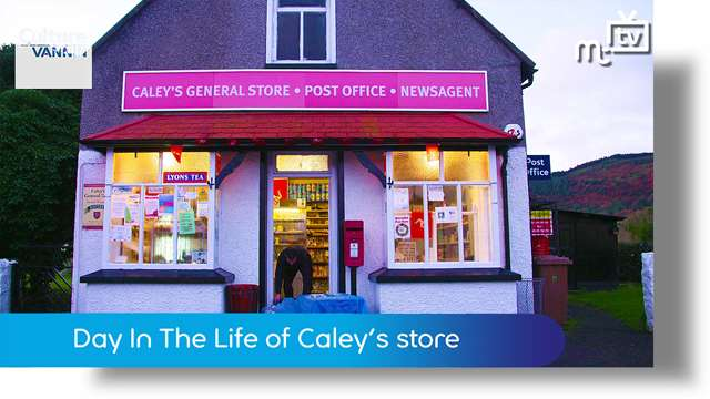 Preview of - Day In The Life of Caley's store