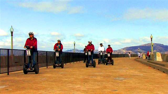 Preview of - Segways for Douglas Promenade