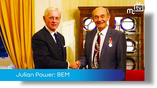 Preview of - Julian Power: British Empire Medal