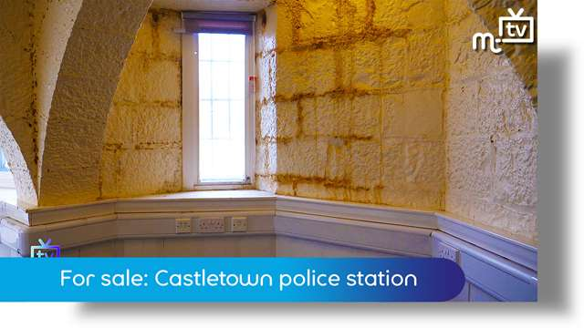 Preview of - For sale: Castletown police station