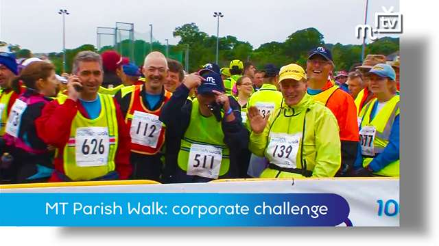 Preview of - MT Parish Walk: corporate challenge