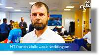 MT Parish Walk: Jock Waddington