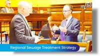 March Tynwald: Regional Sewage Treatment Strategy