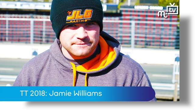 Preview of - TT 2018: Jamie Williams