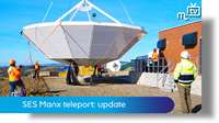 SES Manx teleport: update