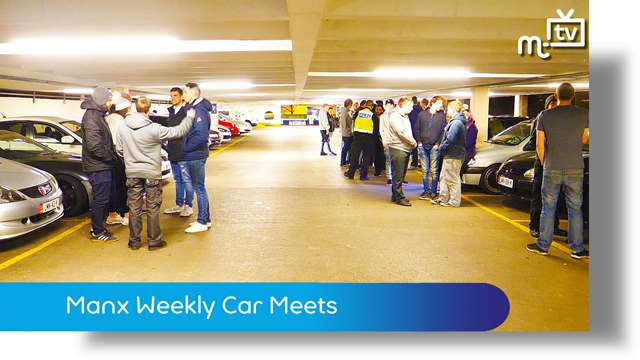 Preview of - Manx Weekly Car Meets