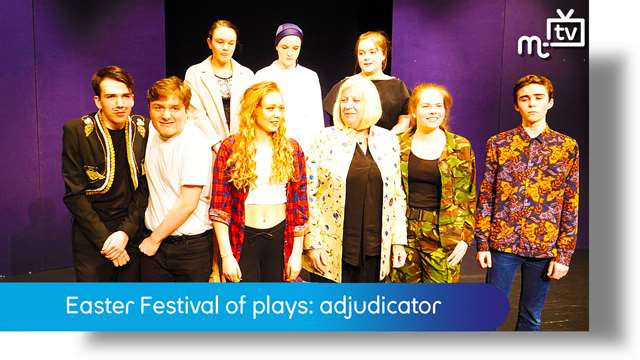 Preview of - Easter Festival of plays: adjudicator