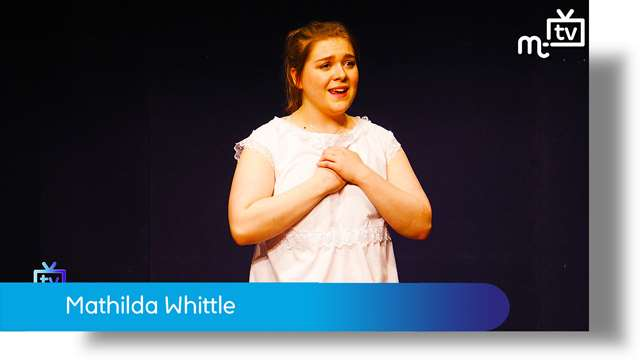 Preview of - Young Actor of Mann finalist 2018: Mathilda Whittle