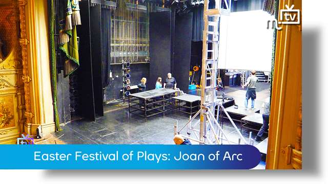 Preview of - Easter Festival of Plays: Joan of Arc