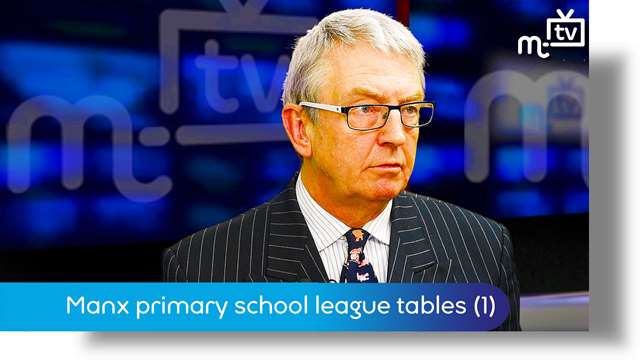 Preview of - Manx primary school league tables (1)