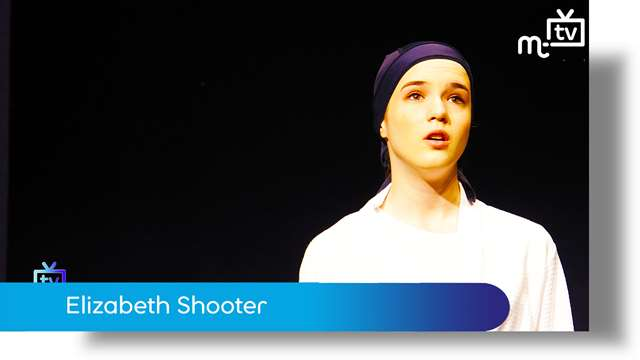 Preview of - Young Actor of Mann finalist 2018: Elizabeth Shooter