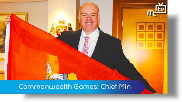 Preview of - Commonwealth Games: Chief Minister