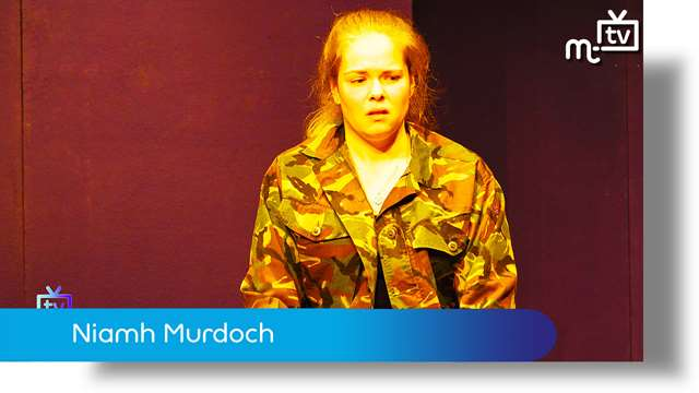 Preview of - Young Actor of Mann finalist 2018: Niamh Murdoch