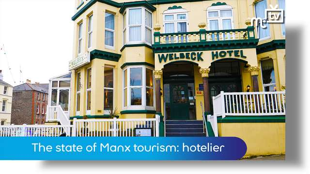 Preview of - The state of Manx tourism: hotelier