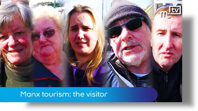 Preview of - The state of Manx tourism: visitors