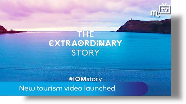 Preview of - New IoM tourism video launched