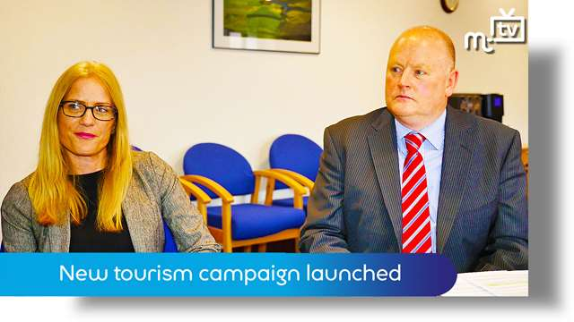 Preview of - New tourism campaign launched