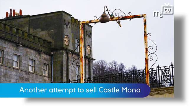 Preview of - Another attempt to sell the Castle Mona Hotel