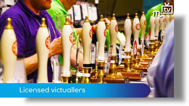 Preview of - Beer and Cider festival: licensed victuallers