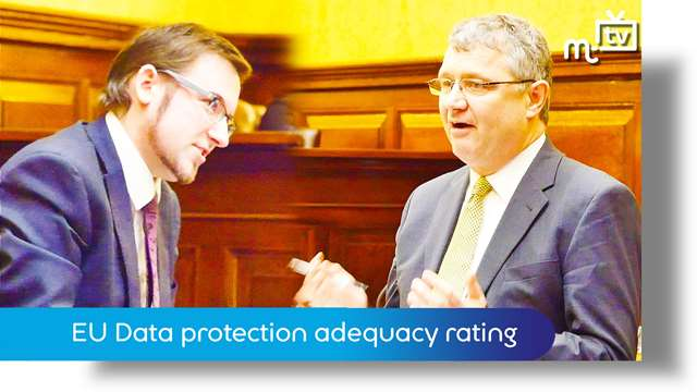 Preview of - EU Data protection adequacy rating
