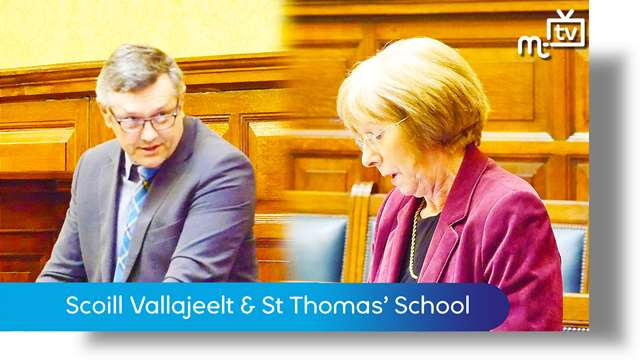 Preview of - Child impact assessment on Scoill Vallajeelt & St Thomas' School