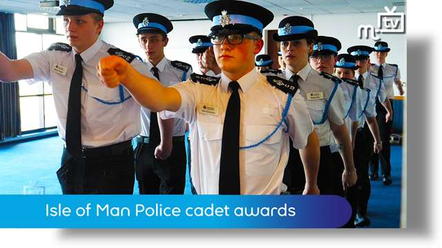 Preview of - Isle of Man Police cadet awards