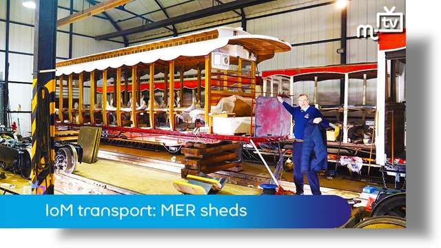 Preview of - IoM transport: MER sheds