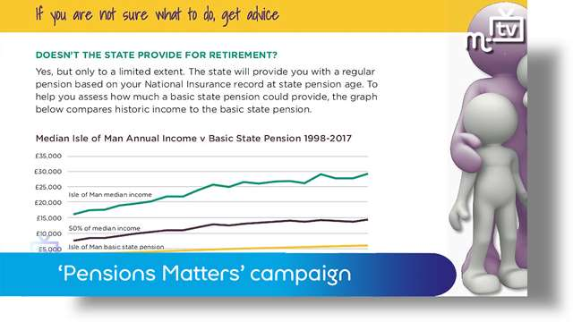 Preview of - Pensions Matters campaign