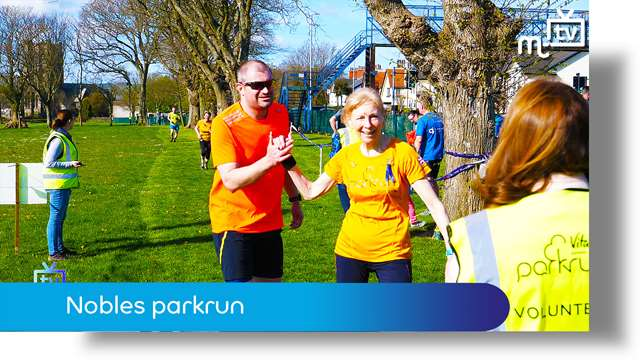 Preview of - Nobles parkrun