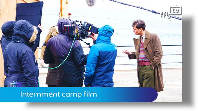 Preview of - Internment camp film