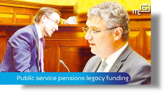 Preview of - Public service pensions legacy funding