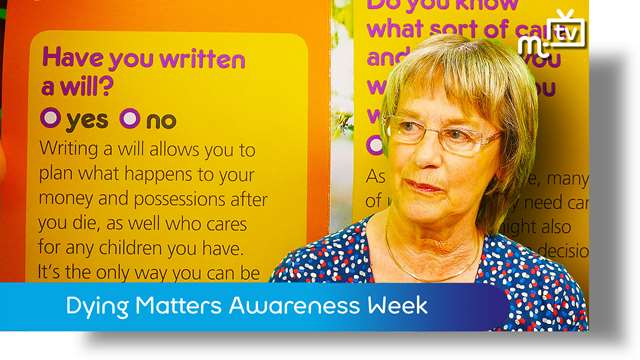 Preview of - Dying Matters Awareness Week
