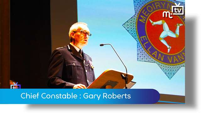 Preview of - Chief Constable's Awards Ceremony: Gary Roberts
