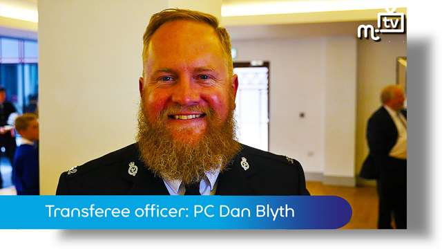 Preview of - Transferee Constable: Dan Blyth