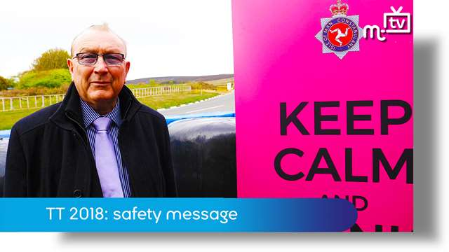 Preview of - TT 2018: safety message