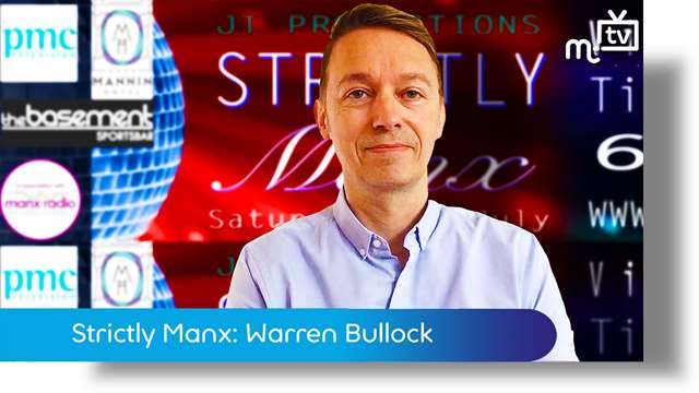Preview of - Strictly Manx: Warren Bullock
