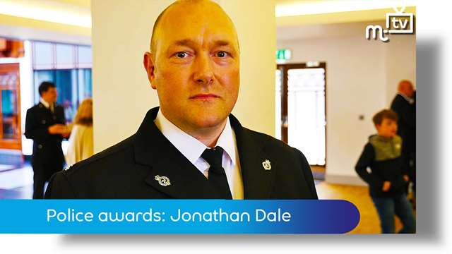 Preview of - Police awards: Jonathan Dale