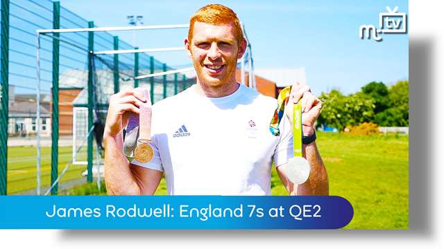 Preview of - James Rodwell: England 7s at QE2