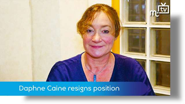 Preview of - Daphne Caine MHK resigns her role as Children's Champion
